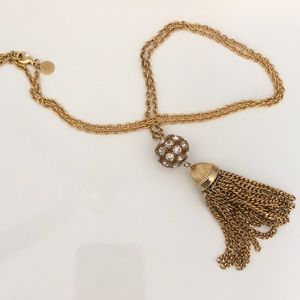 Loren hope elva tassel necklace